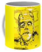 The Yellow Monster Coffee Mug