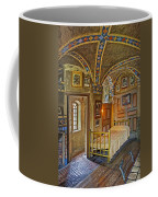 The Yellow Room At Fonthill Castle Coffee Mug