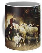 The Young Shepherd Coffee Mug