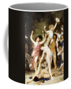 The Youth Of Bacchus Detail Coffee Mug