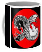 The Zen Of Horses Coffee Mug