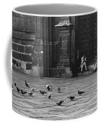 The Zocolo Mexico City Mexico 1970 Coffee Mug