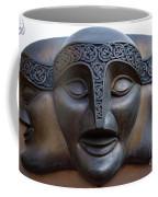 Theater Mask Coffee Mug