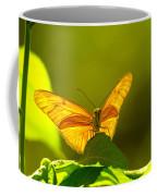 Then A Butterfly Coffee Mug