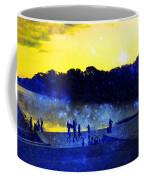 Then The Light Came Swiftly Coffee Mug