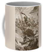 Then There Followed A Headlong Rush Coffee Mug