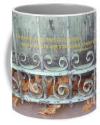 There Is A Season Coffee Mug