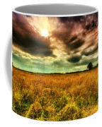 There Is A Sun After The Storm Coffee Mug