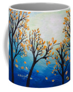 There Is Calmness In The Gentle Breeze Coffee Mug