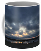 There's A Freedom In The Night Coffee Mug