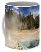 Thermal Landscape Coffee Mug