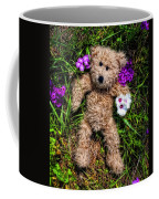 These Are For You - Cute Teddy Bear Art By William Patrick And Sharon Cummings Coffee Mug