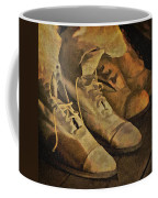 These Boots Are Made For Walking Coffee Mug