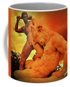 Theseus And The Minotaur Coffee Mug