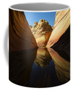 The Wave Reflected Beauty 1 Coffee Mug