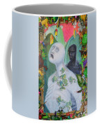 They Are The Standing Dead - Framed Tight Coffee Mug