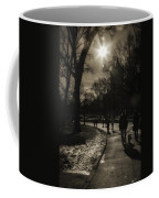 They Come To Central Park Coffee Mug