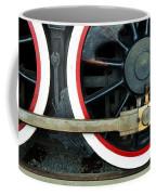 They Drive The Wheels Coffee Mug