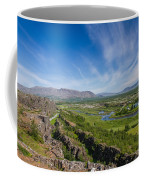 Thingvellir Iceland Coffee Mug
