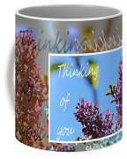 Thinking Of You 2 Coffee Mug