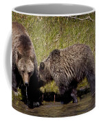 Thirsty Grizzlies  #3418 Coffee Mug