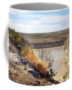 Thirsty Rio Grande Coffee Mug