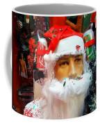 Thirsty Santa Coffee Mug