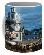 This Is A Lobster Village In New Coffee Mug
