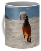 This Is My Beach. Get Outta Here. Coffee Mug