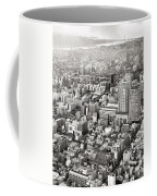 This Is Tokyo In Black And White Coffee Mug