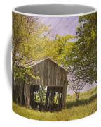 This Old Barn Coffee Mug by Joan Carroll