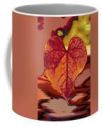 This One Is For Love Coffee Mug by Linda Sannuti