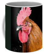 this Rooster Means Business Coffee Mug