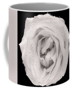 This White Rose Coffee Mug
