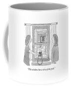 This Window Has A View Of The Park Coffee Mug
