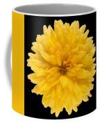 This Yellow Chrysanthemum Coffee Mug