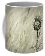 Thistle - Dreamers Garden Series Coffee Mug