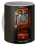 Thomas Cellular Coffee Mug