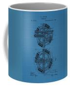 Thomas Edison Blueprint Phonograph Coffee Mug