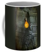 Thomas Edison Lightbulb Coffee Mug