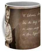 Thomas Edison's Boyhood School Coffee Mug