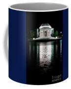 Thomas Jefferson Forever Coffee Mug by Olivier Le Queinec