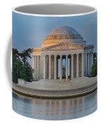 Thomas Jefferson Memorial At Sunrise Coffee Mug