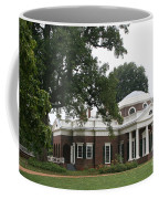Thomas Jeffersons Monticello Coffee Mug