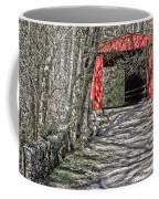 Thomas Mill Covered Bridge Coffee Mug