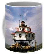 Thomas Point Shoal Lighthoues Coffee Mug