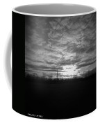 Thornton Sunset With A Holga Coffee Mug
