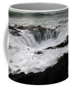 Thors Well Oregon Coffee Mug by Bob Christopher