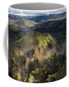Thorsmork Valley In Iceland Coffee Mug