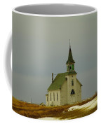 Those Old Hymns On A Snowy Day Coffee Mug